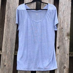 Linen T-shirt XL